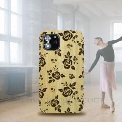 Cover in Legno Iphone 12 mini personalizzata