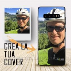 Cover S10 Samsung personalizzabile. Crea la tua cover , crea cover ! Cover personalizzata per Samsung