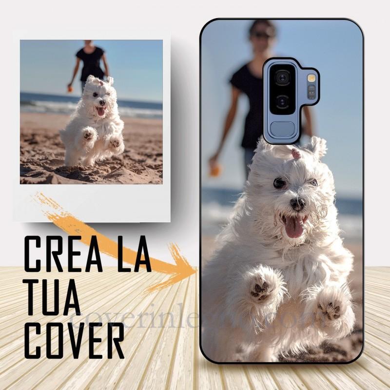 Cover S9 PLUS Samsung personalizzabile. Crea la tua cover , crea cover ! Cover personalizzata per Samsung