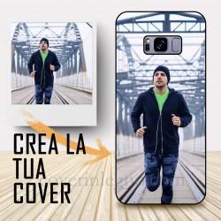 Cover S8 PLUS Samsung personalizzabile. Crea la tua cover , crea cover ! Cover personalizzata per Samsung .
