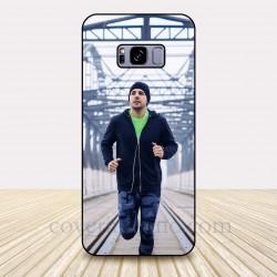 Cover S8 PLUS Samsung personalizzabile. Crea la tua cover , crea cover ! Cover personalizzata per Samsung