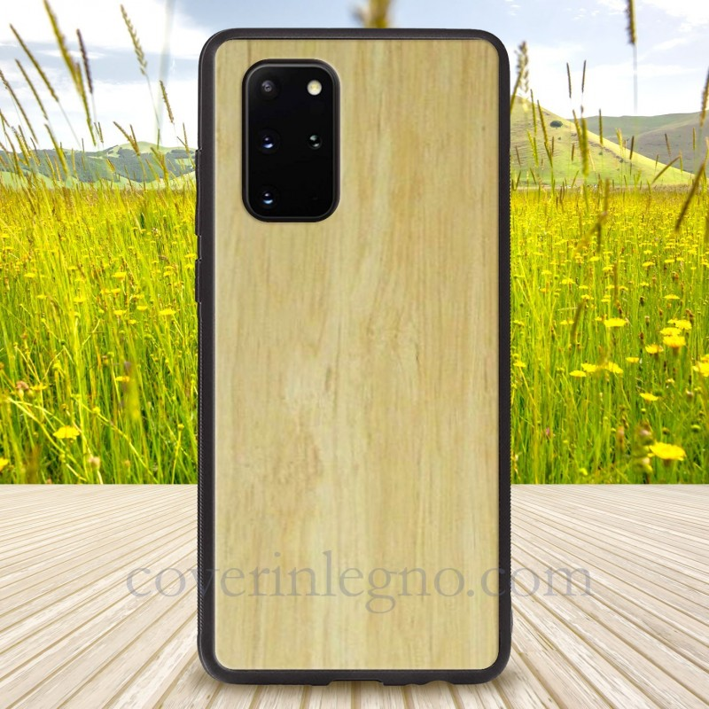 Cover in Legno S20 plus Samsung