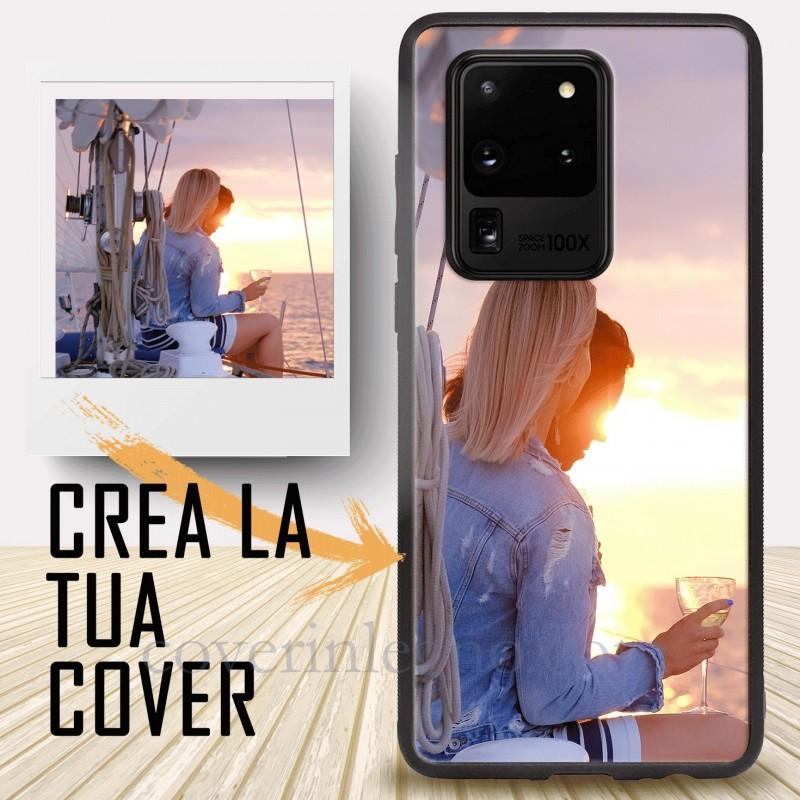 Cover S20 Samsung personalizzabile. Crea la tua cover , crea cover ! Cover personalizzata per Samsung .