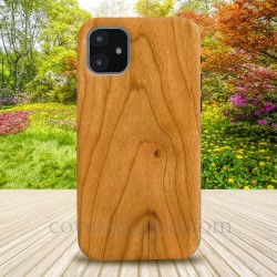 Cover in Legno Iphone 12 pro  personalizzabile con foto incisione