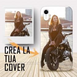 Cover iphone XR personalizzata. Crea la tua cover