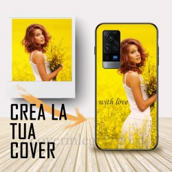 Cover X60 PRO  Vivo personalizzabile. Crea la tua cover , crea cover ! Cover personalizzata per Vivo .