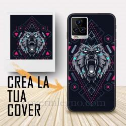 Cover iQOO 7 Vivo personalizzabile. Crea la tua cover , crea cover ! Cover personalizzata per Vivo .