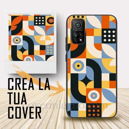 Cover Xiaomi MI 10T PRO personalizzabile.  Crea la tua cover , crea cover ! Cover personalizzata per Xiaomi .
