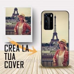 Cover P40 PRO Huawei personalizzabile. Crea la tua cover , crea cover ! Cover personalizzata per Huawei