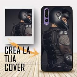 Cover P20 pro Huawei personalizzabile. Crea la tua cover , crea cover ! Cover personalizzata per Huawei