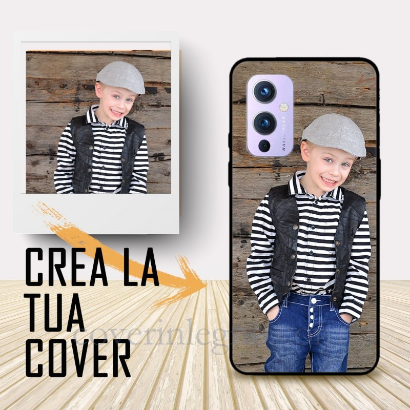Cover OnePlus 9  personalizzabile. Crea la tua cover , crea cover ! Cover personalizzata per OnePlus .