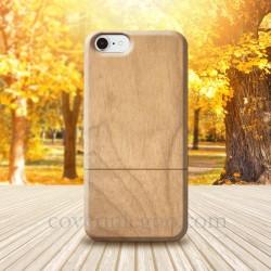 Cover in Legno Iphone 7 - 8 - SE personalizzabile con foto incisione