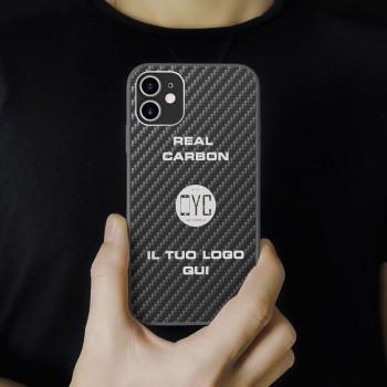 crea la tua cover in carbonio personalizzata