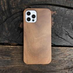 Cover in Legno Iphone 12 pro  personalizzabile con foto incisione yourcover