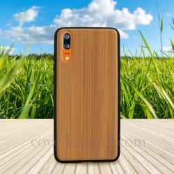 Cover in Legno P20 Huawei