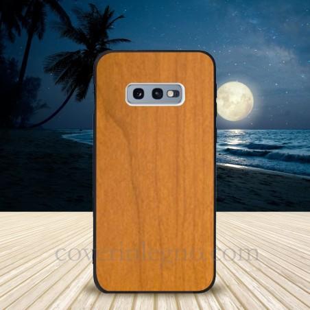 cover in legno s10 e personalizzabile
