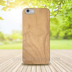 Cover in Legno Iphone 6 -6s personalizzabile con foto incisione