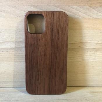 Cover in Legno Iphone 11 personalizzabile con foto incisione