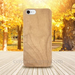 Cover in Legno Iphone 7-8- SE 2020 personalizzabile con foto incisione